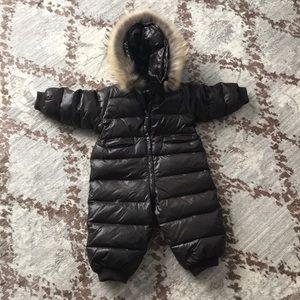 Bonpoint snowsuit